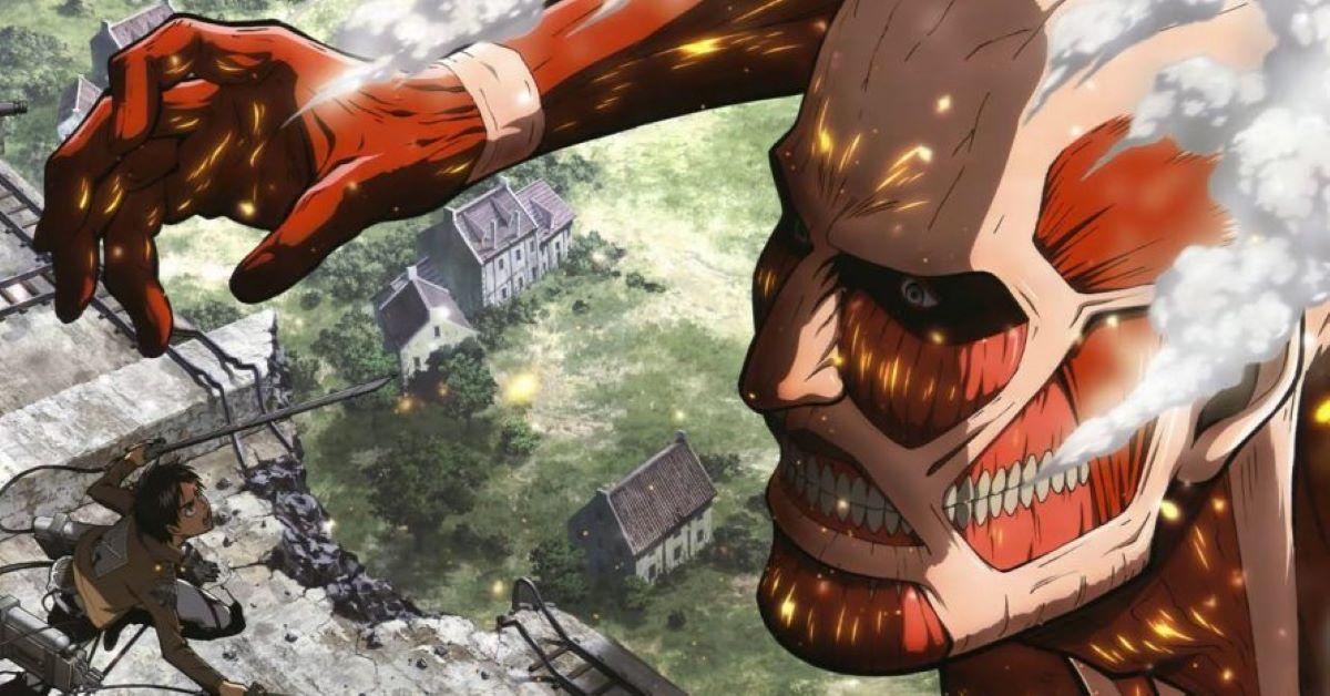 Attack on Titan / Shingeki no Kyojin (Divulgação)
