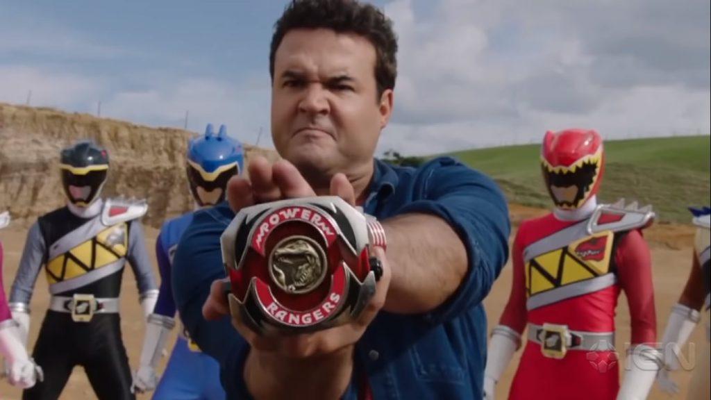 Austin St.John em Power Rangers Beast Mortphers