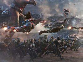 Batalha Final de Vingadores: Ultimato