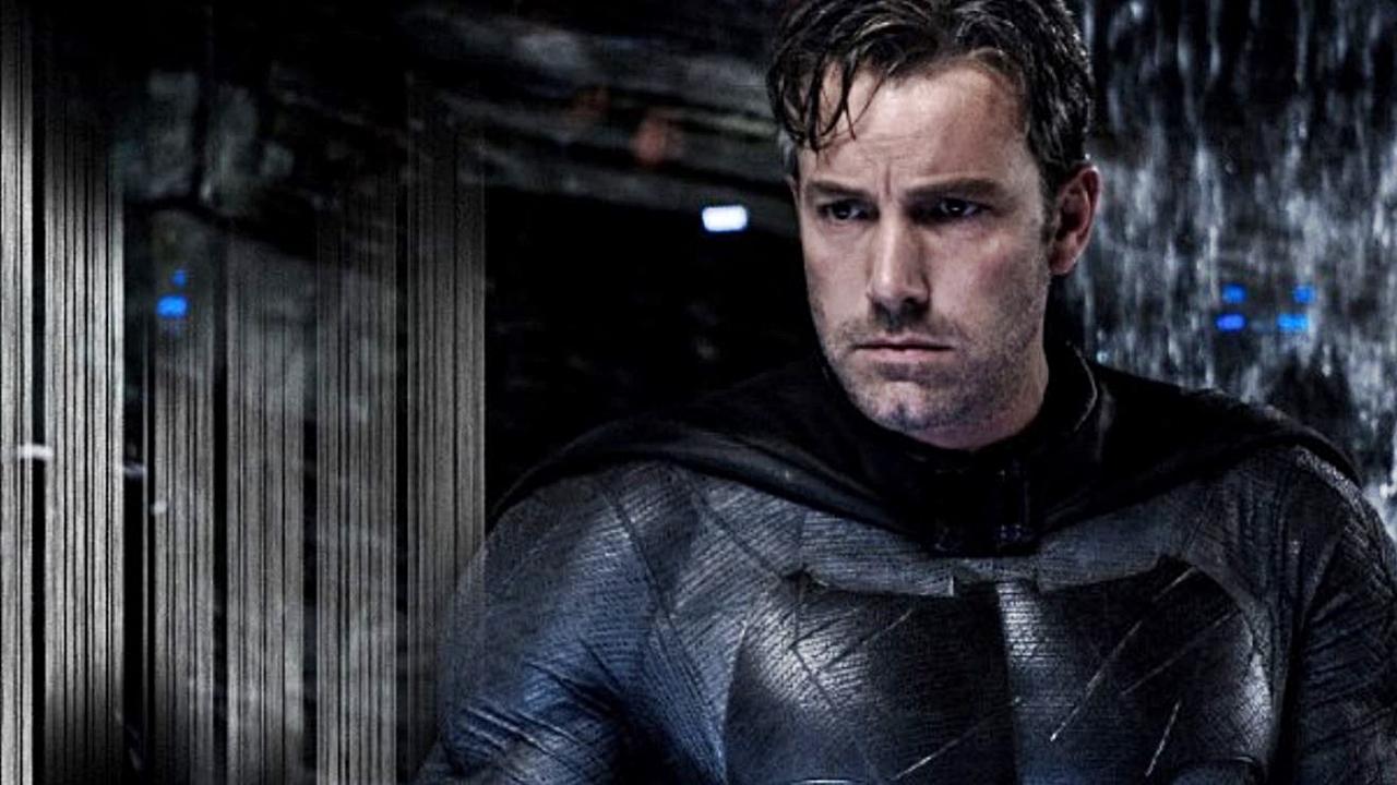 Batman (Ben Affleck) em Batman vs Superman A Origem da Justiça