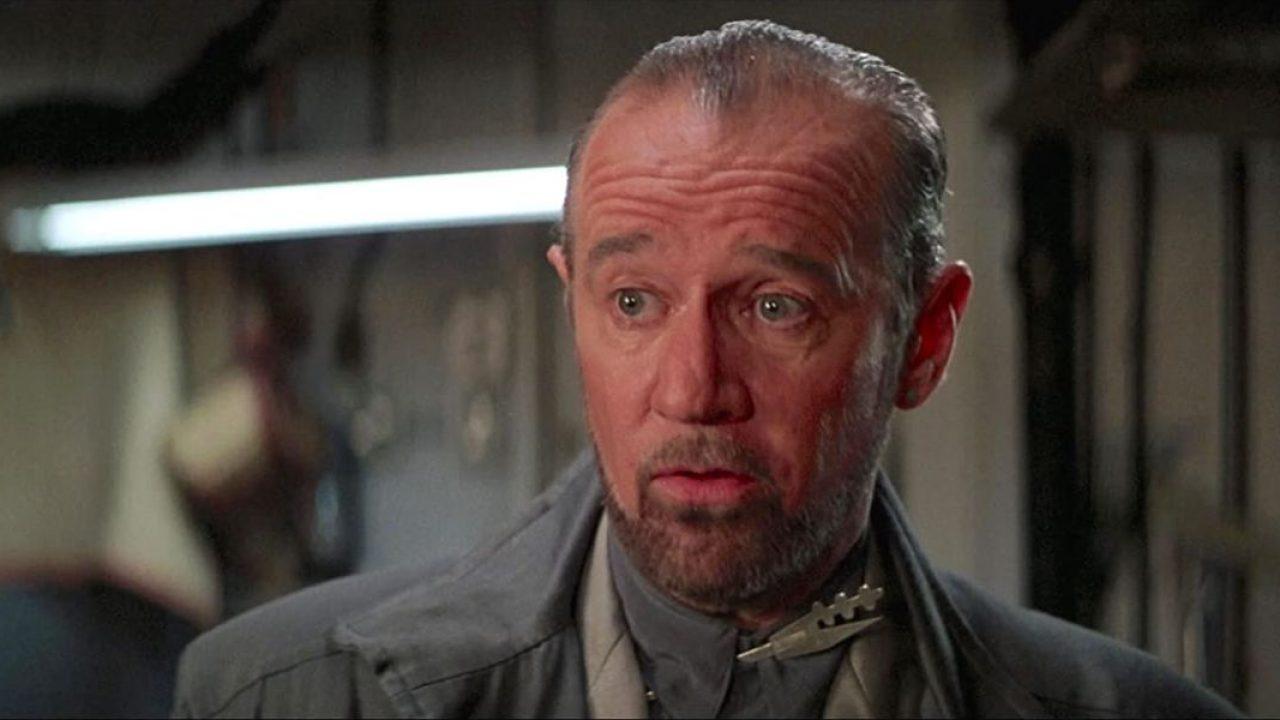 George Carlin como Rufus em Bill e Ted (Reprodução)