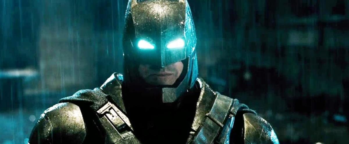 Fotos mostram detalhes da armadura do Homem-Morcego em Batman vs ...