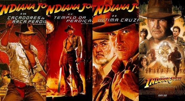 Capas Indiana Jones