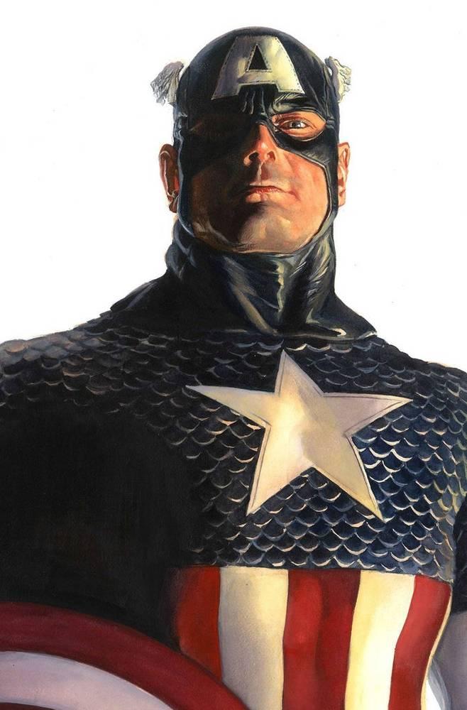 Capitão América (Divulgação / Marvel Comics)