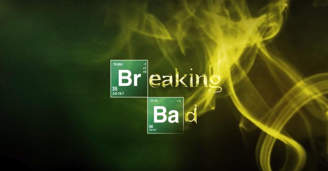 Logo de Breaking Bad