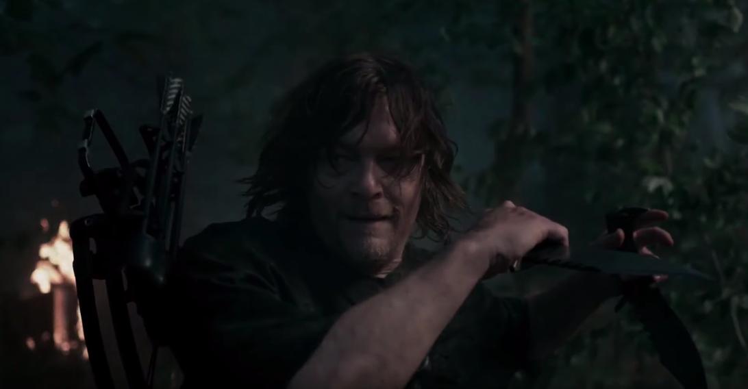 Daryl, de The Walking Dead