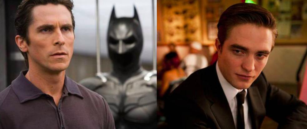 Christian Bale e Robert Pattinson