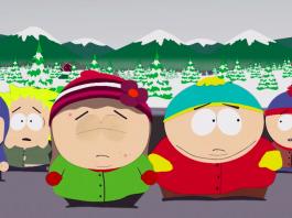 Cena de South Park