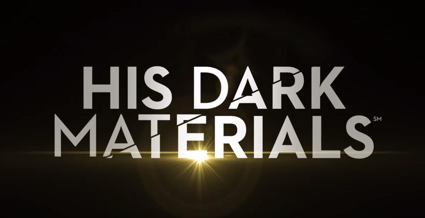 Logo de His Dark Materials