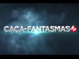 Logo do reboot Caça-Fantasmas, de 2016