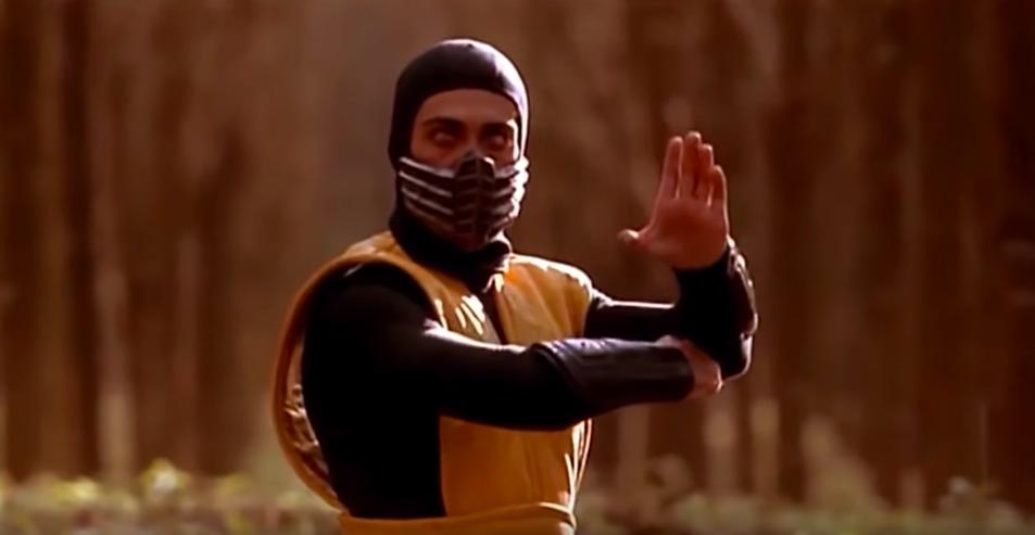Mortal Kombat: O Filme (1995)