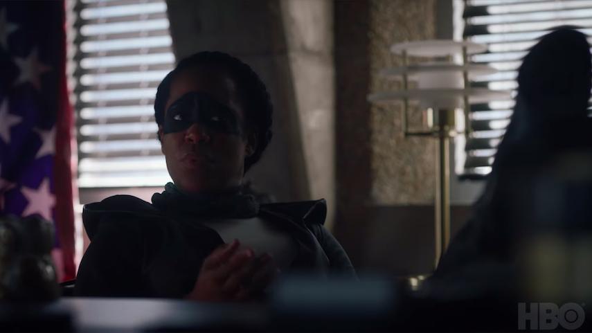 Regina King em Watchmen