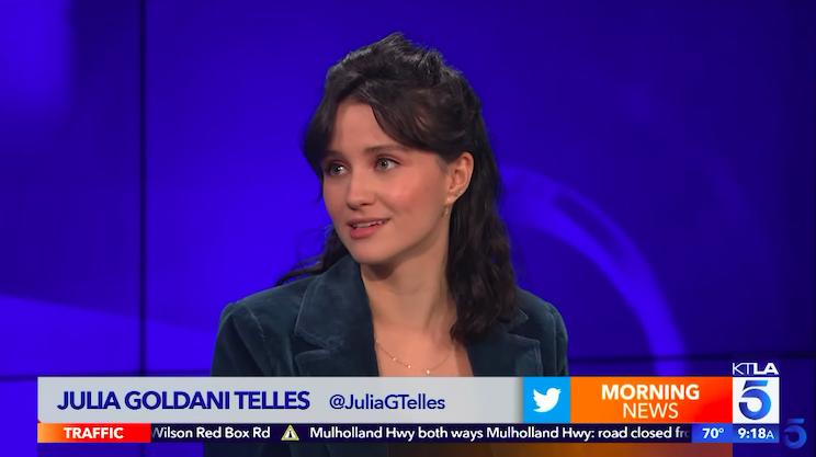 Julia Goldani Telles
