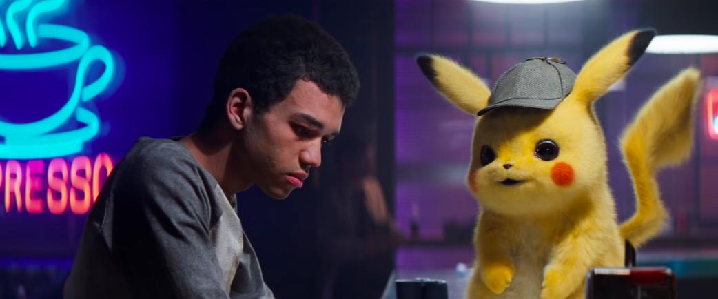 Cena do filme Detetive Pikachu (Reprodução/YouTube - Warner Bros. Pictures)