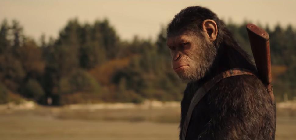 Planeta dos Macacos: A Guerra (2017)