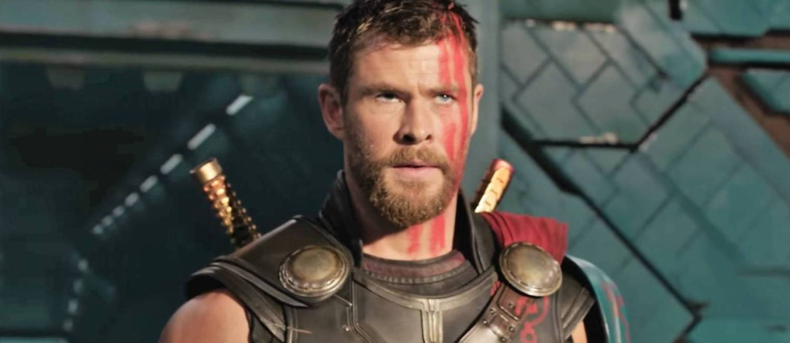 Chris Hemsworth em Thor Ragnarok