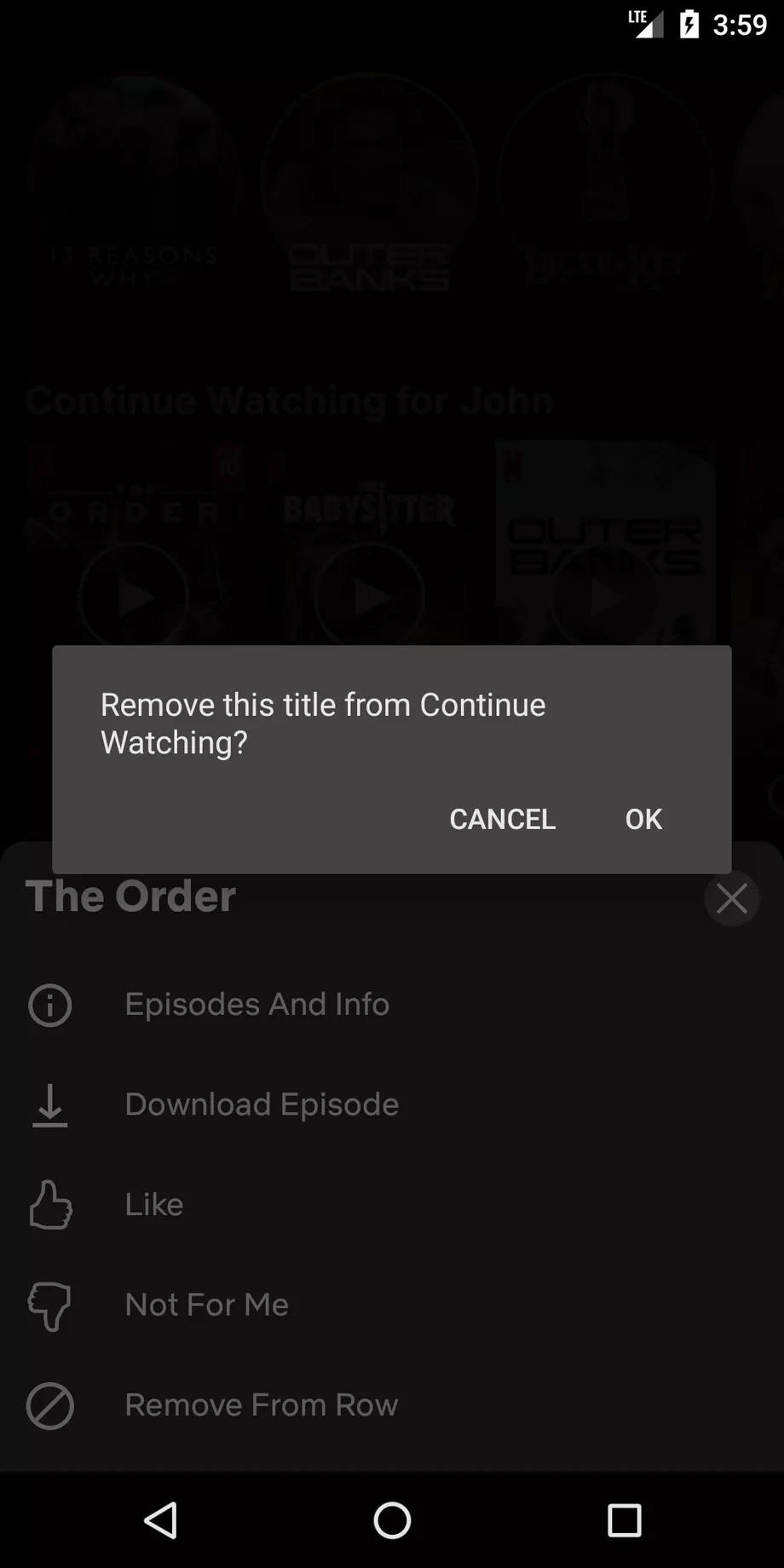 Novo recurso apresentado pela Netflix