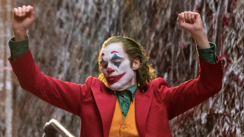 Joaquin Phoenix como o Coringa (Imagem: Divulgação)