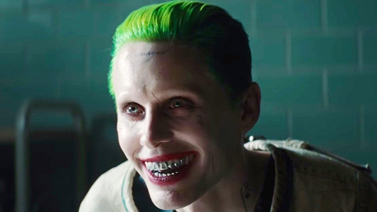 Coringa (Jared Leto) em Esquadrão Suicida