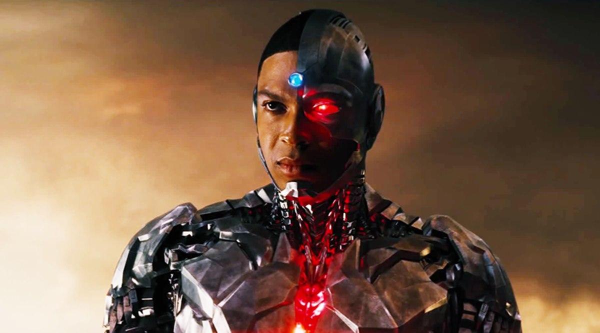 Cyborg (Ray Fisher) em Liga da Justiça