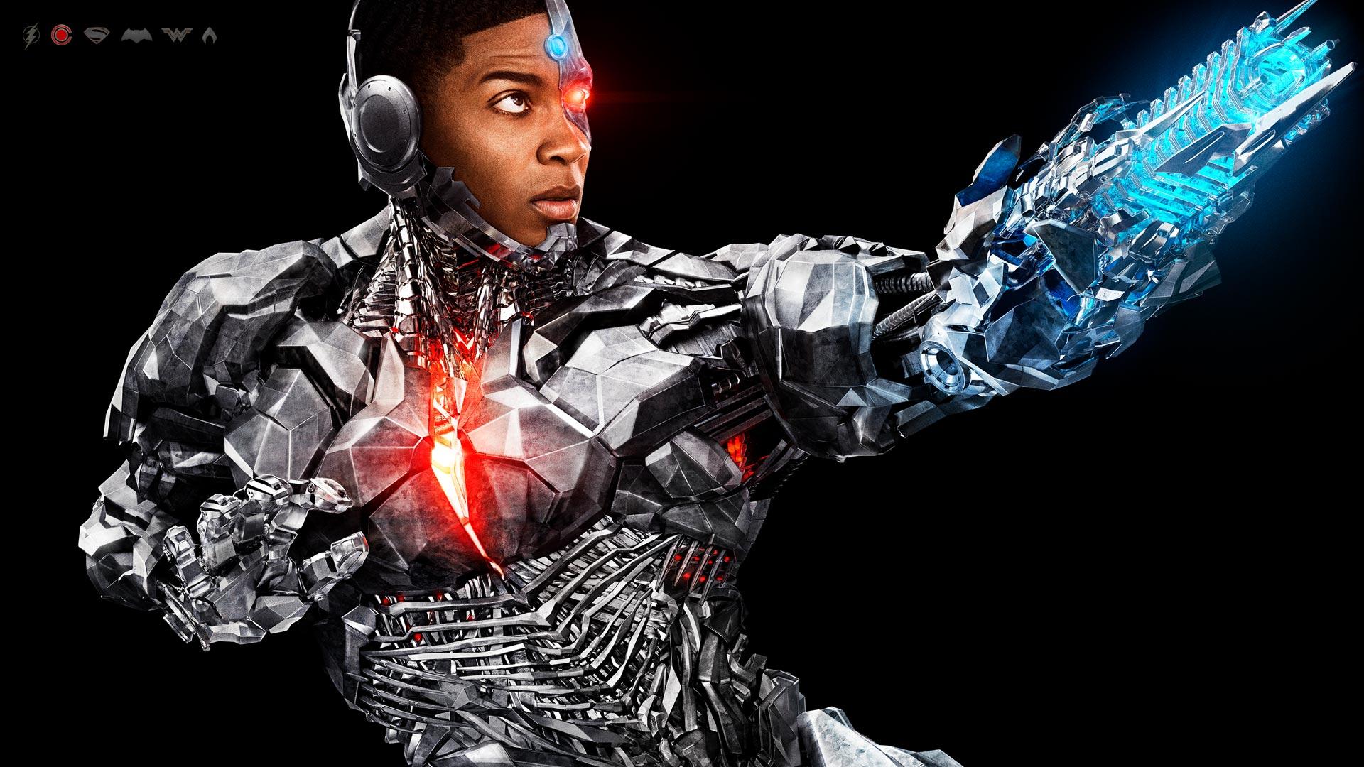 Cyborg de Liga da Justiça