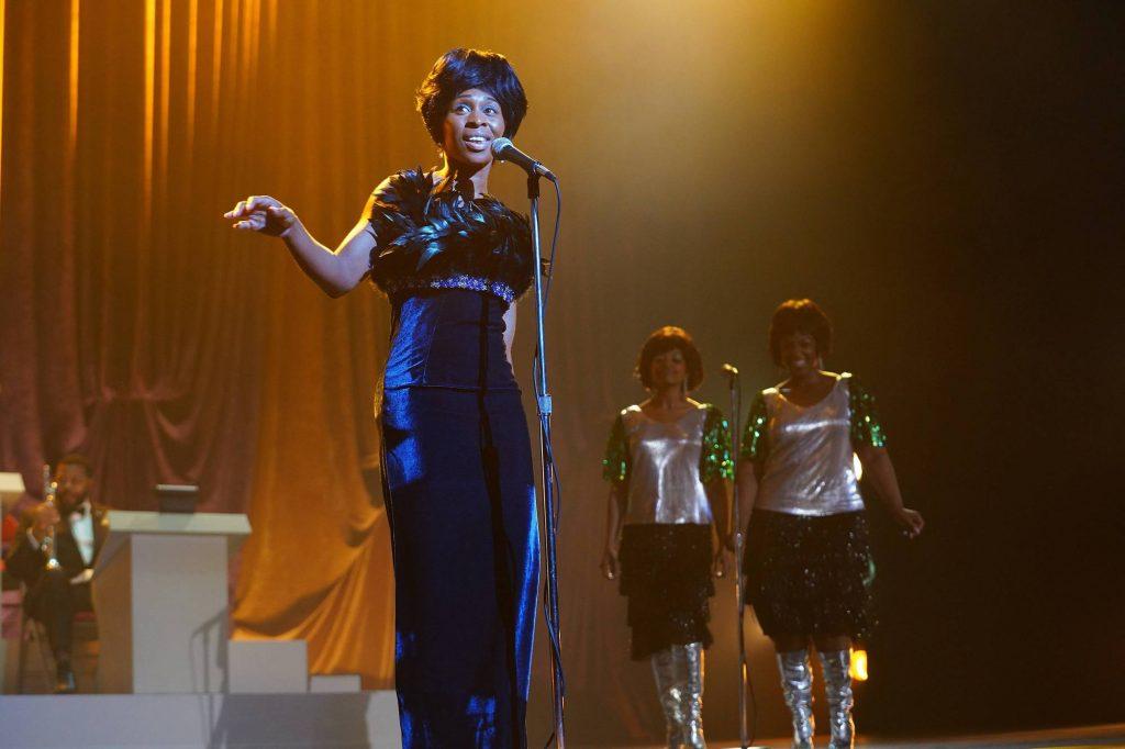 Cynthia Erivo como Aretha Franklin em nova temporada de Genius