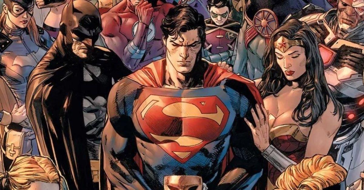 Heróis da DC (Divulgação / DC Comics)
