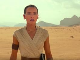 Daisy Ridley em Star Wars