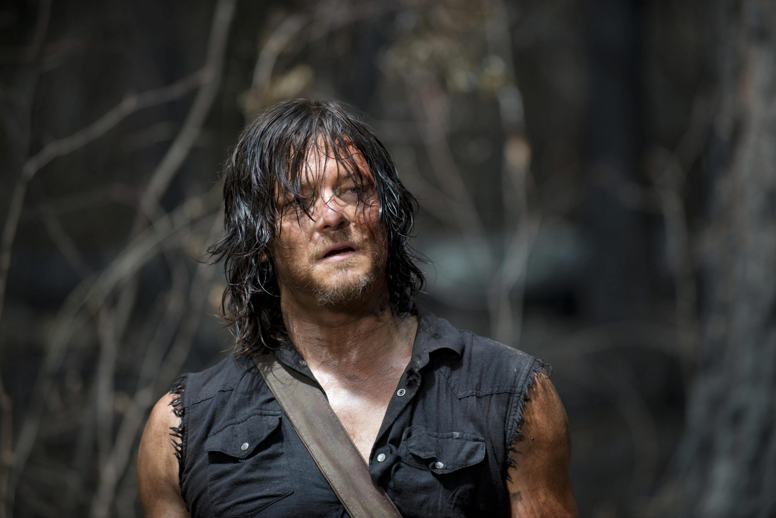 Daryl (Norman Reedus) em The Walking Dead