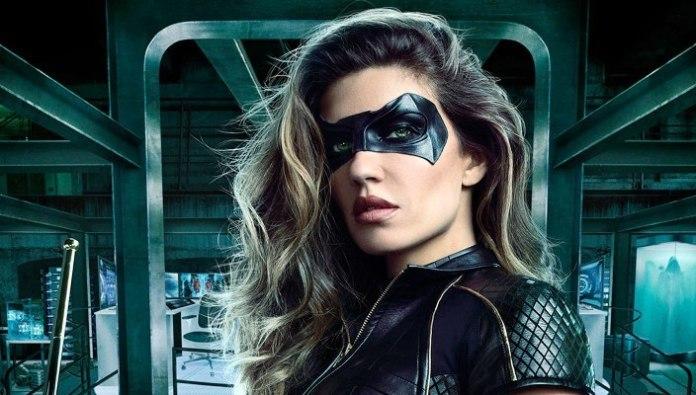 Dinah (Juliana Harkavy) em Arrow