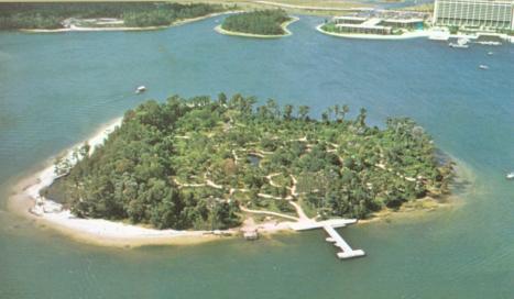 Discovery Island atualmente