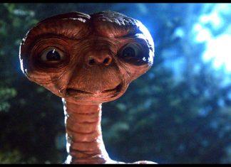 ET O Extraterrestre, filme de Steven Spielberg