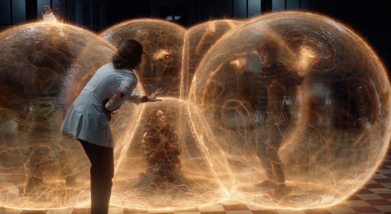 Cecilia Reyes usa seus poderes em Os Novos Mutantes (Divulgação)