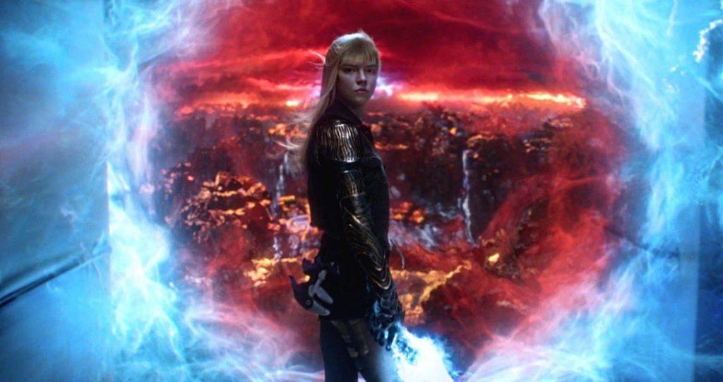Magia e a dimensão Limbo em Os Novos Mutantes (Divulgação)