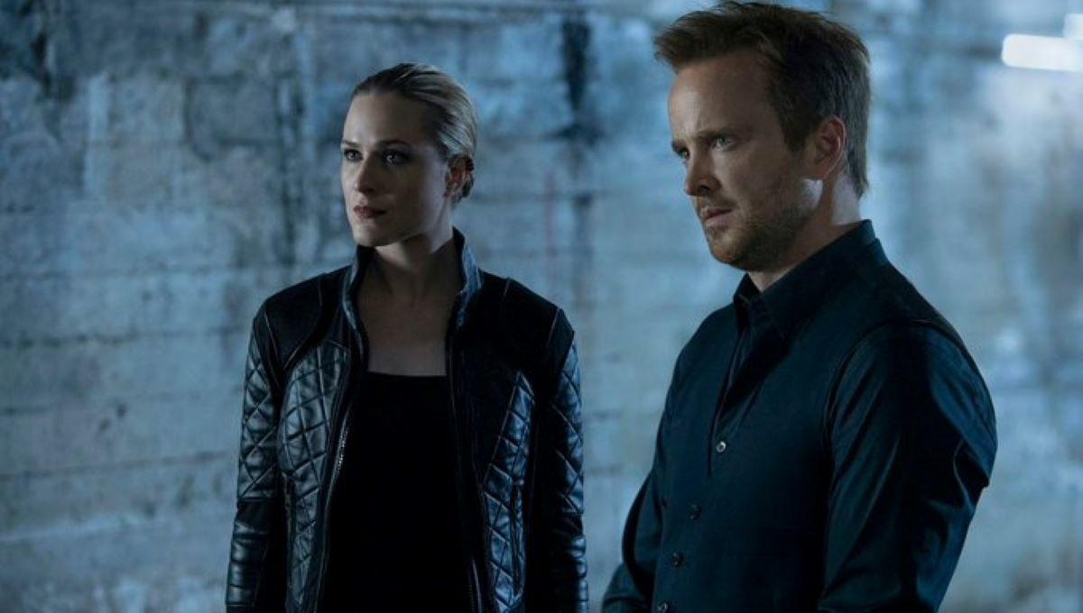 Dolores e Caleb em cena de Westworld (Reprodução / HBO)