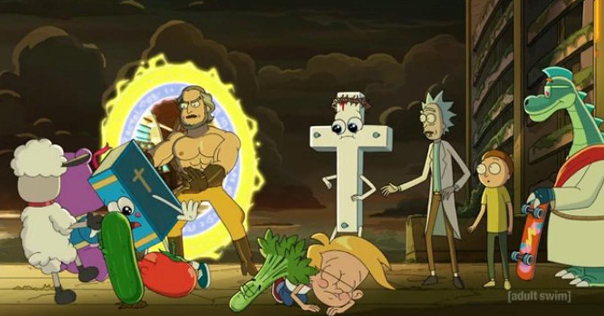 Rick and Morty (Reprodução / Adult Swim)