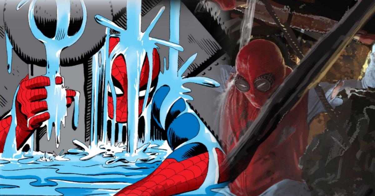 Homem-Aranha (Divulgação)