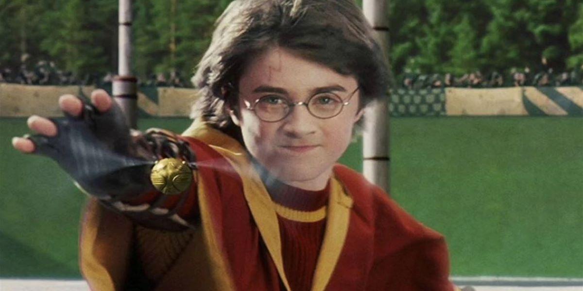 Daniel Radcliffe como Harry Potter (Reprodução / Warner Bros.)