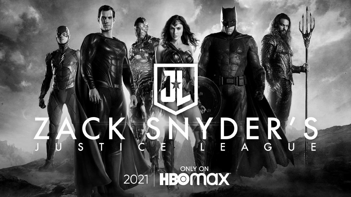 Zack Snyder's Justice League (Divulgação / HBO)