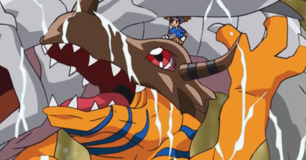 Cena de Digimon Adventure: (Divulgação / Toei Animation)