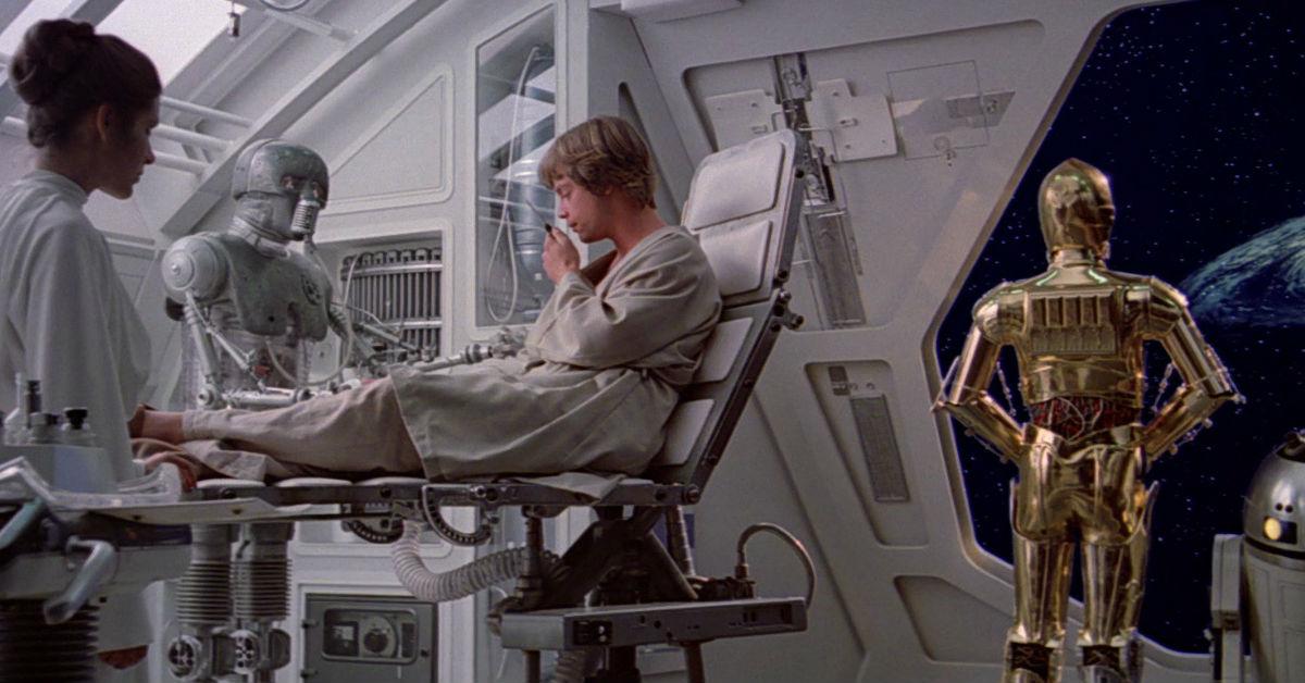 Cena de Star Wars: O Império Contra-Ataca (Reprodução / LucasFilm)