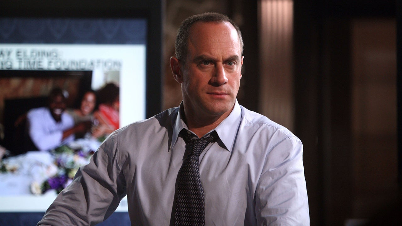 Elliot Stabler (Chris Meloni) em Law & Order SUV