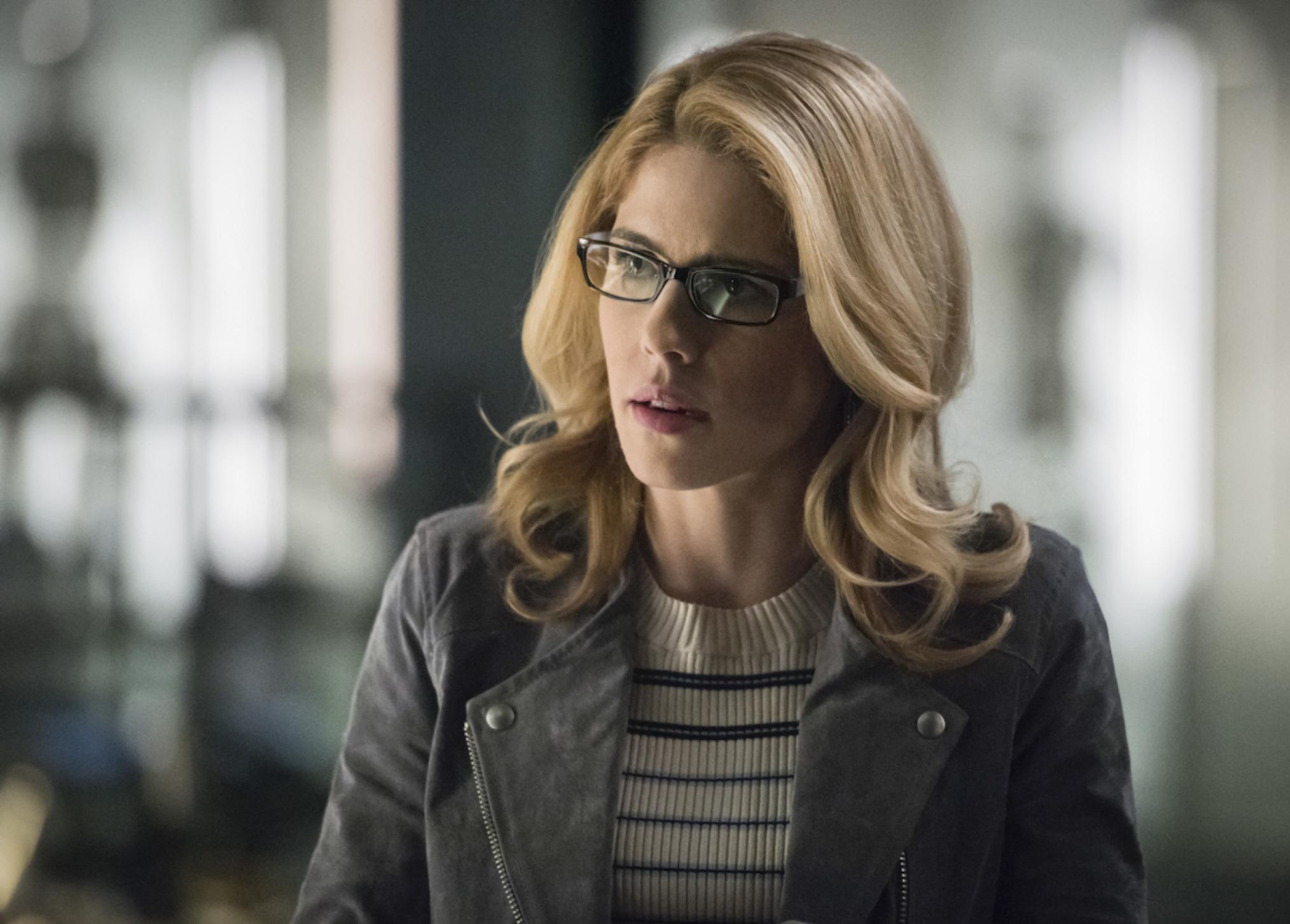 Emily Bett Rick, Felicity em Arrow