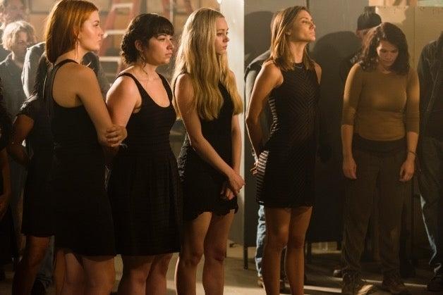 Esposas de Negan em The Walking Dead