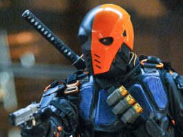 Exterminador em Arrow