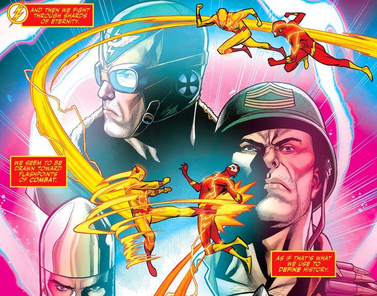 The Flash: Fastest Man Alive #5 (Divulgação / DC Comics)