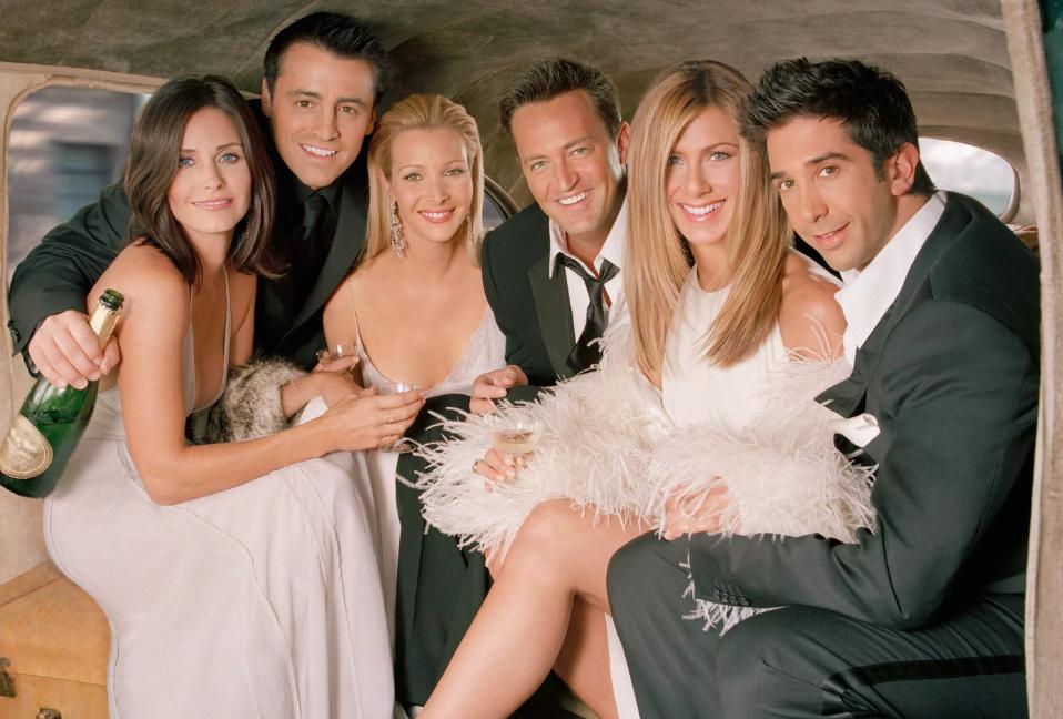 Friends ganhará apresentação especial nos cinemas (Divulgação)