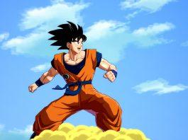 Goku em Dragon Ball