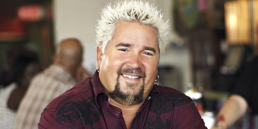 Guy Fieri no Diners, Drive-Ins, and Dives