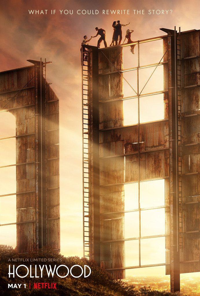 Hollywood, pôster da nova série de Ryan Murphy na Netflix